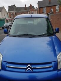 Citroen Berlingo Multispace 1.9 Diesel Mot Aug 19