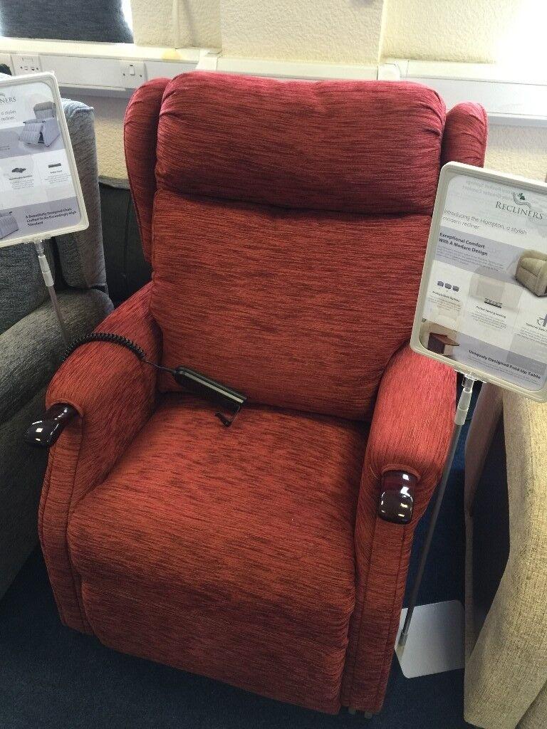 Pleasant Brand New Buckingham Deluxe Disability Recliner Chair In Erskine Renfrewshire Gumtree Creativecarmelina Interior Chair Design Creativecarmelinacom
