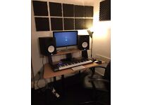 MUSIC STUDIO TO SHARE - CHEAP CENTRAL LONDON