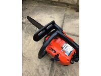 Echo top handle chainsaw