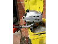 Honda air-cooled outboards
