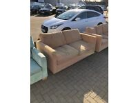 2 + 3 Seater Sofa - FREE DELIVERY