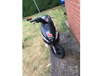 Piaggio zip 50cc my son is selling his ped as he's turned 17 and wants a 125 n