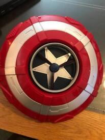 Iron man shield