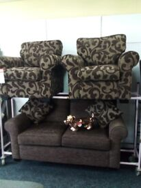 Sofology brandnew sofa set bargain