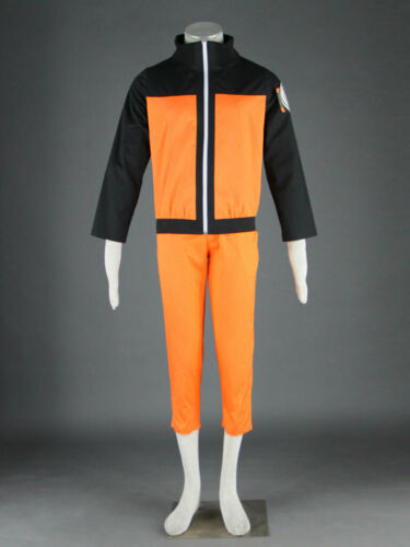 Full Naruto Costume from JAPAN size L - Cosplay Halloween Uzumaki