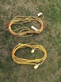 110v extension leads