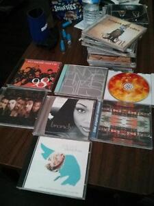 Pop rock cds for sale. Buy all for 50 cents each or $2 each