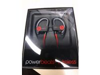 Power Beats 2 Headphones wireless