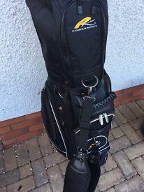 PowaKaddy premium golf cart bag
