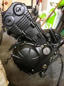 Kawasaki ER6F 2013 Engine - NOT WORKING