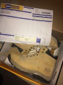 JCB work boots