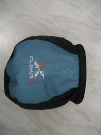 Climb X Fiend chalk bag