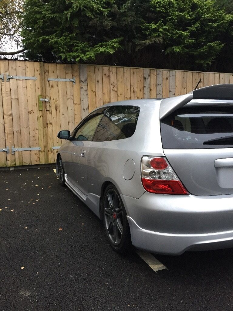 mugen spoiler honda civic ep3 fitment satin silver in. Black Bedroom Furniture Sets. Home Design Ideas