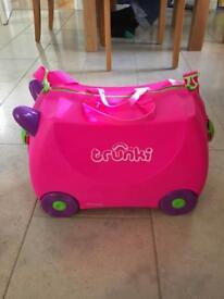 Trunki Trixie Ride on Suitcase