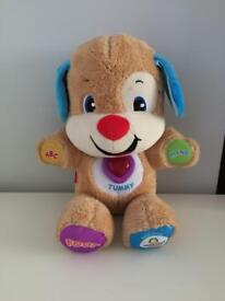 Fisherprice Laugh and Learn Smart Stages Puppy