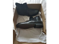 BRAND NEW FULL LEATHER CHELSEA BOOTS IN BLACK FOR SALE