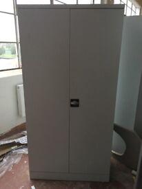 Metal Storage cabinets for sale would suit workshop, garage, ect