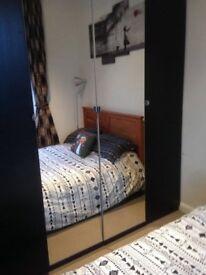 IKEA tall double wardrobe