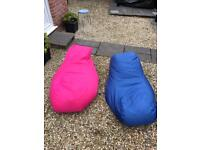 Highback Beanbag for Indoors or Outdoors