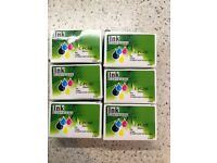Canon compatible B&W ink cartridges PGI 35