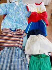 Children's clothing from age 3 months to 4 years