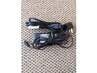 TOSHIBA 19 VOLT LAPTOP CHARGER.