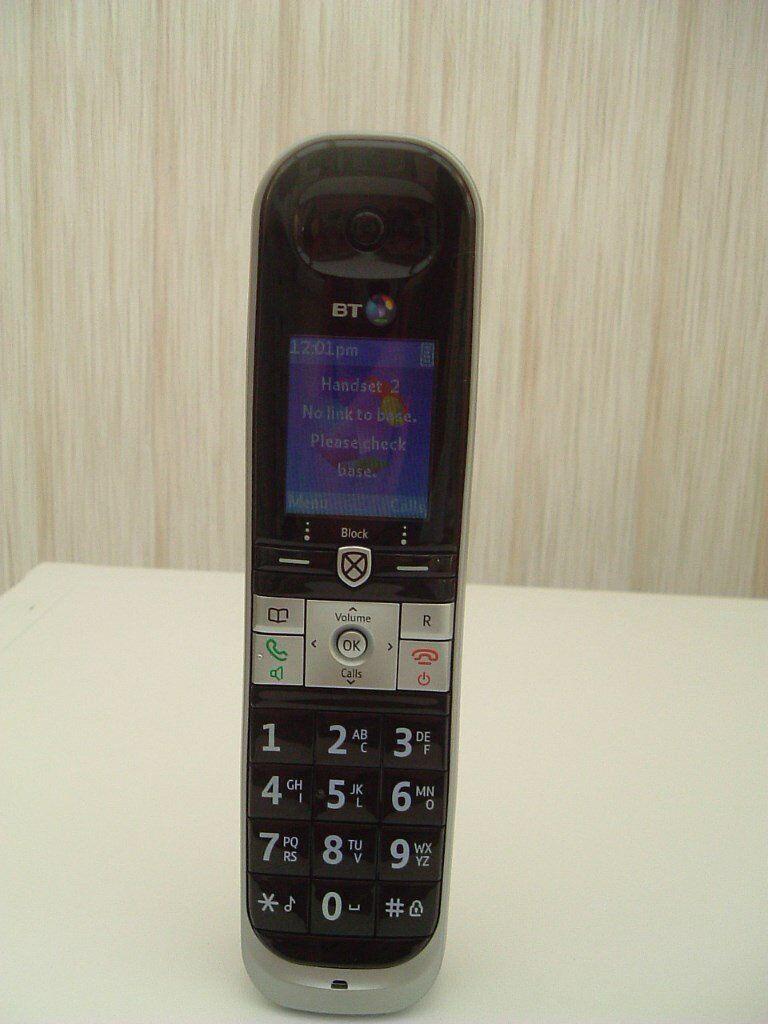 BT 8610 Nuisance Call Blocker phone.