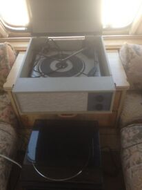 60s record player bsr pick up working order plays 78s 45s 33 £25.oo pick up Blaydon area