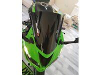 Kawasaki zx6r 2016