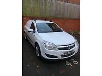 Vauxhall Astra van 1.3 cdti 1year mot
