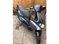 Gilera Runner new shape 70cc reg as 50 stage 6