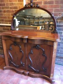 Victorian chiffonier for sale