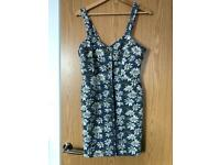 Urban outfitters denim dress, size M