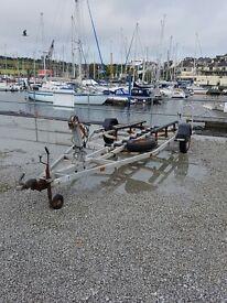 Snipe Boat Trailer