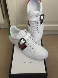 Gucci men's trainers shoes brand new size 10