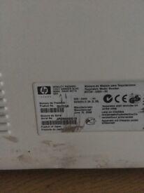 2 x HP Laserjet printers