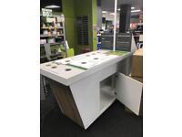 Shop display table