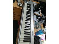 Midi-Keyboard - M-Audio 61ES
