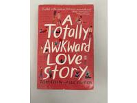 A totally awkward love story book