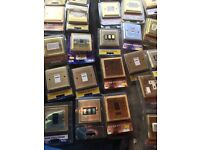 Job lot of light switches/telephone sockets