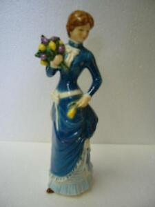"""GARDEN FANCIER""  VINTAGE FIGURINE BY GOEBEL"