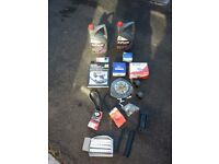 FORD TRANSIT DIESEL SERVICE KIT & OTHER PARTS - SEE DESCRIPTION