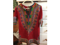 African style t shirt