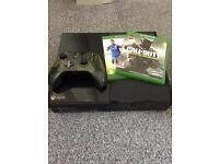 Xbox One 500gb With 2 Games & Convert Pad