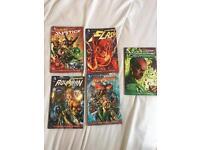 Batch of DC New 52 graphic novels