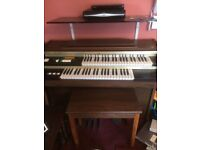 Organ very good condition. Hasn't been used in years