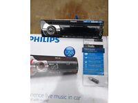 Phillips mp3 esp car head unit