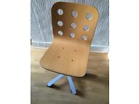 Light wood Desk Chair