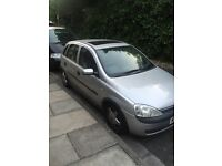 vauxhall corsa 1.4 automatic small car long and clean mot spare or repair